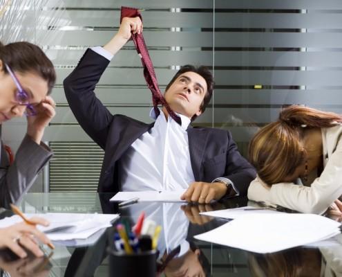 Erros de chefes que afetam a retenção de funcionários