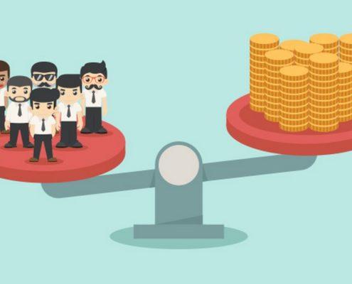 custa de demissão dos seus funcionários